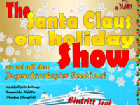 Santa Claus on Holiday Show