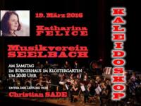 Gemeinsames Konzert mit Katharina Felice