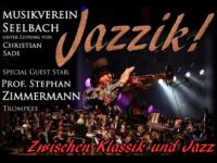"""Frühjahrskonzert """"Jazzik!"""" am 10. März 2018"""
