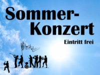 Sommerkonzert im Klostergarten
